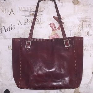 BCBGMaxazria Leather bag